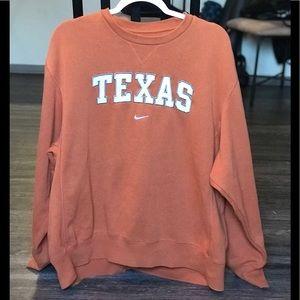 Nike Texas Longhorns sweatshirt Large